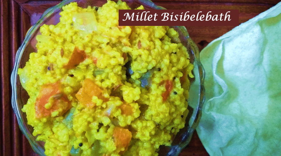 Millet bisibelebath -feature