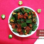 Bhindi masala -thumbnail