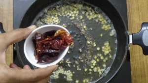 Varutha puli sadam -red chilli