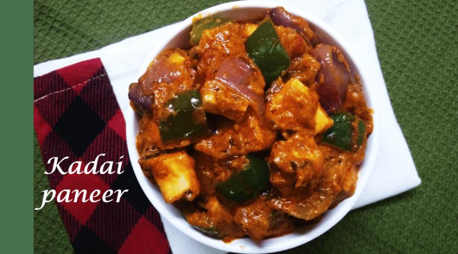 Kadai Paneer -feature