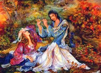 Persian Music - The Evergreen Song