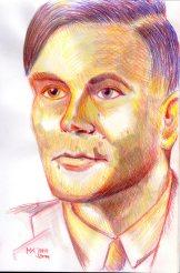 Portrait: Alan Turing