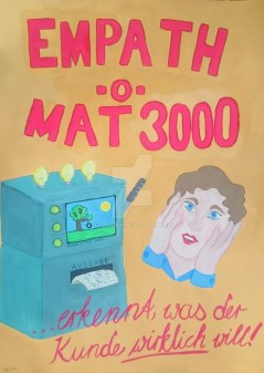 "Die Kunst des Software Engineerings II - ""Empath-o-mat 3000"""
