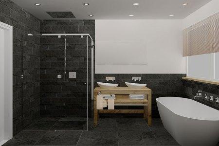 Idées de Cuisine » venetiaans stucwerk badkamer | Idées Cuisine