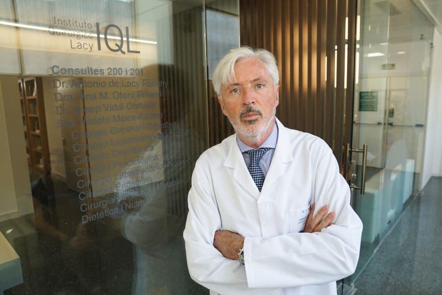 Dr. Antonio de Lacy en IQL Barcelona