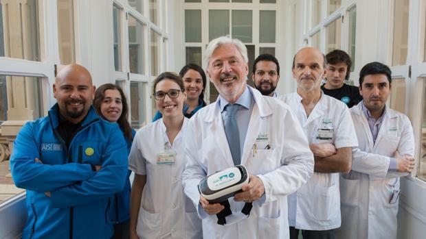 Realidad Virtual para disminuir la ansiedad preoperatoria de los pacientes