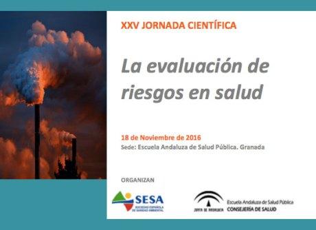 25 Jornada Técnica de la Sociedad Española de Sanidad Ambiental