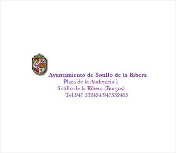 Ayuntamiento de Sotillo de la Ribera (Burgos)