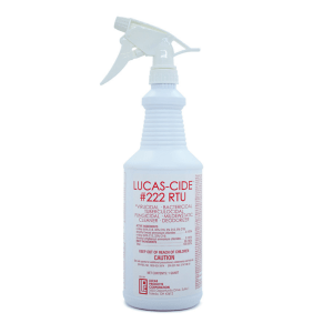 LUCAS-CIDE RTU™ – READY TO USE HOSPITAL GRADE DISINFECTANT
