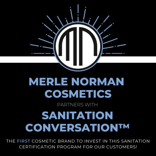 Merle Normal Cosmetics Partners with Sanitation Conversation™