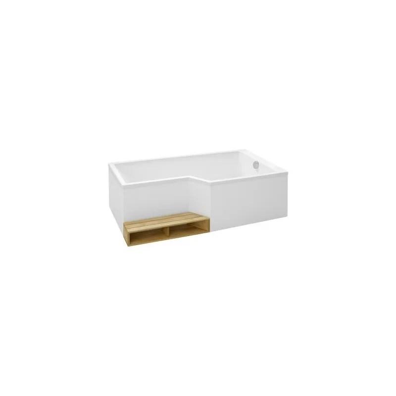 tablier pour baignoire neo 150 160 170 et 180 cm jacob delafon e6d135 00