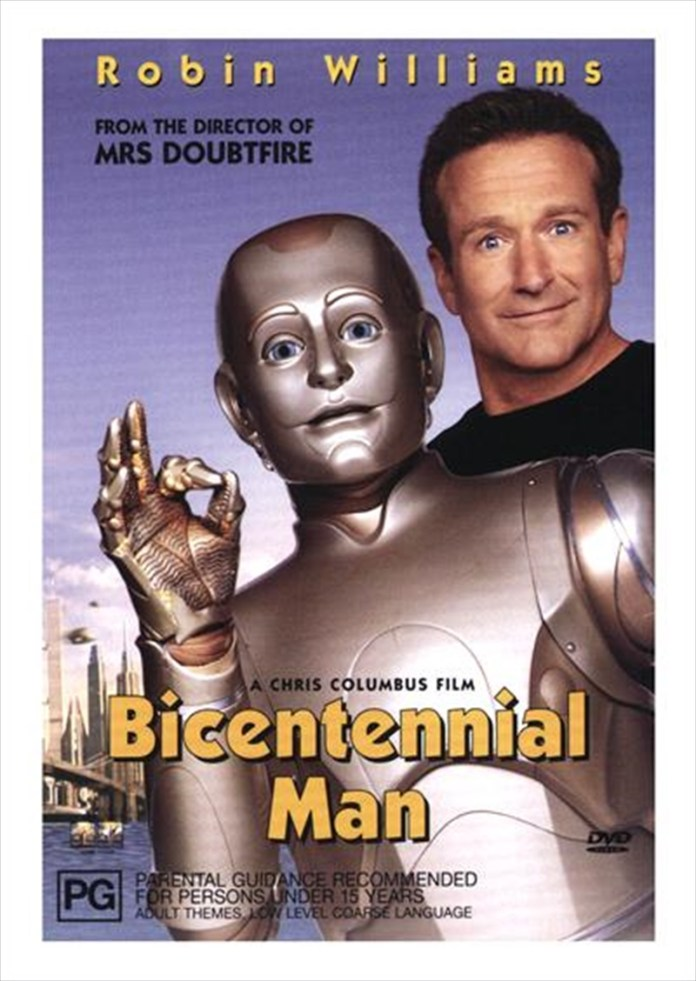 תוצאת תמונה עבור bicentennial man poster