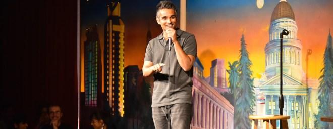 Desi Comedy Fest Sanjay Manaktala Punchline Sacramento