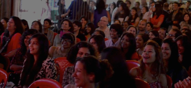 Stand up comedians in Bangalore