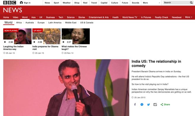 Sanjay Manaktala BBC