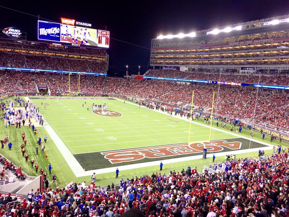 c55fc0d8c Fan Beaten at Levi s Stadium after 49ers Game Monday Night