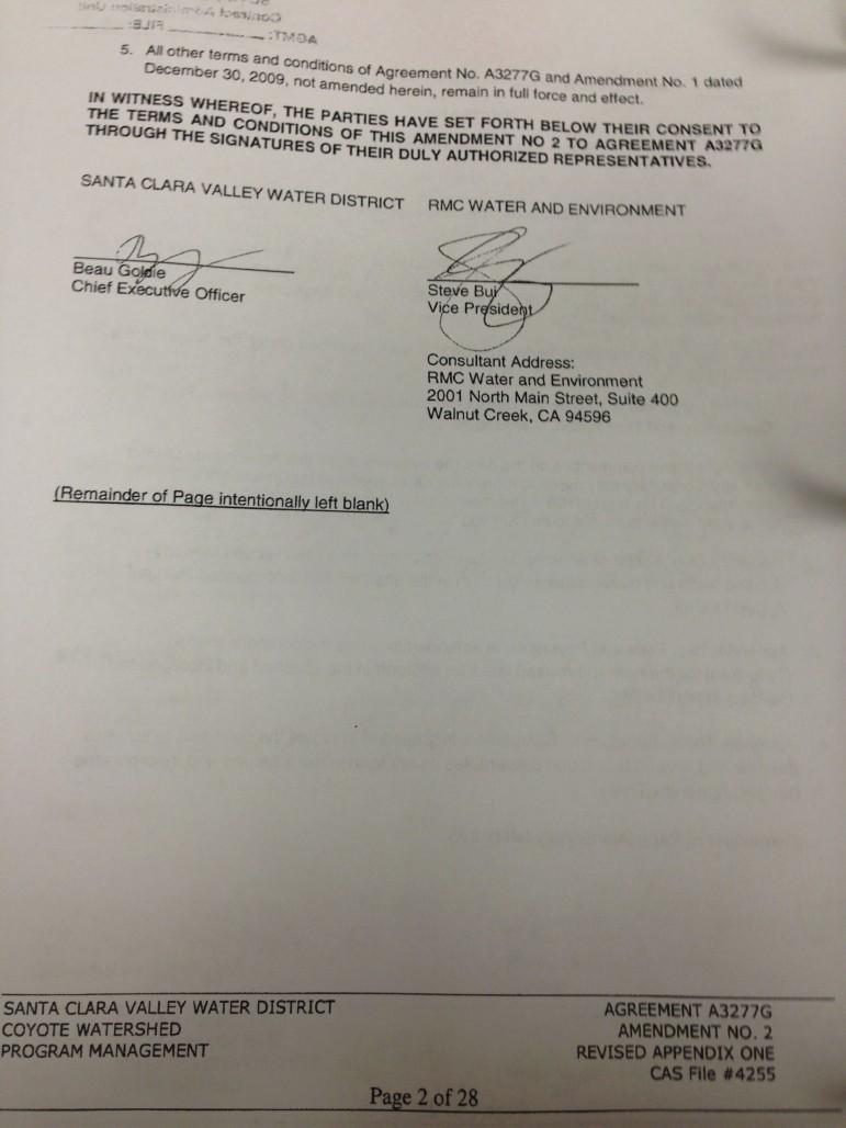 Amendment 2 Signature