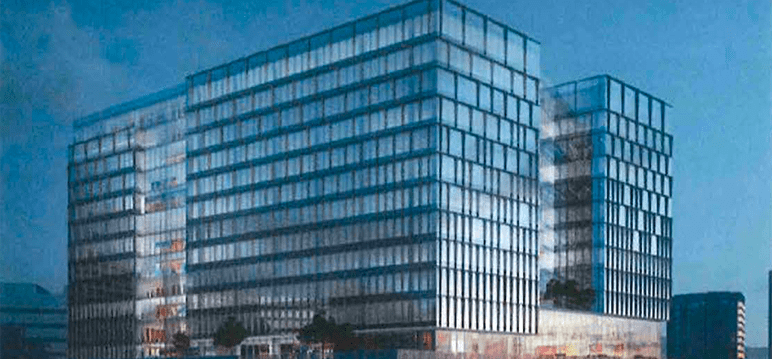 Adobe's Proposed North Tower Panned as 'Flat, Bulky and Boxy'