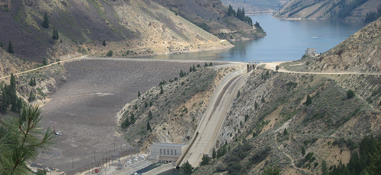 Citing Concerns About Seismic Risk, Feds Order Valley Water to Drain Anderson Reservoir
