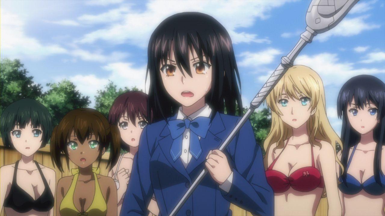 ストライク・ザ・ブラッド II OVA Vol (17)