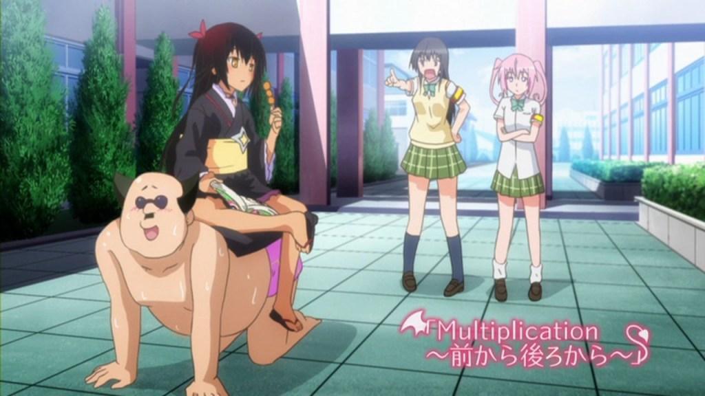 To LOVEる OVA番外編 キャプチャー画像 (8)