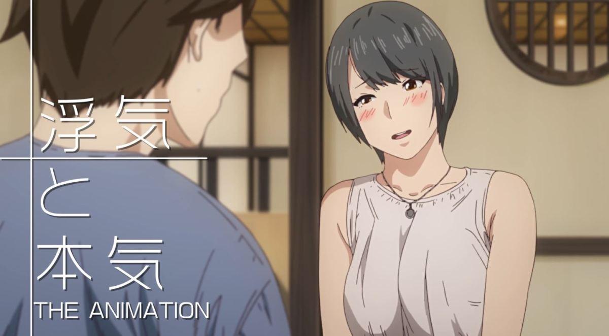 Uwaki to Honki - Anime Tentang Cinta Yang Terkhianati Ini Akan Tayang 25 September 6