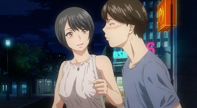 Uwaki to Honki - Anime Tentang Cinta Yang Terkhianati Ini Akan Tayang 25 September 8
