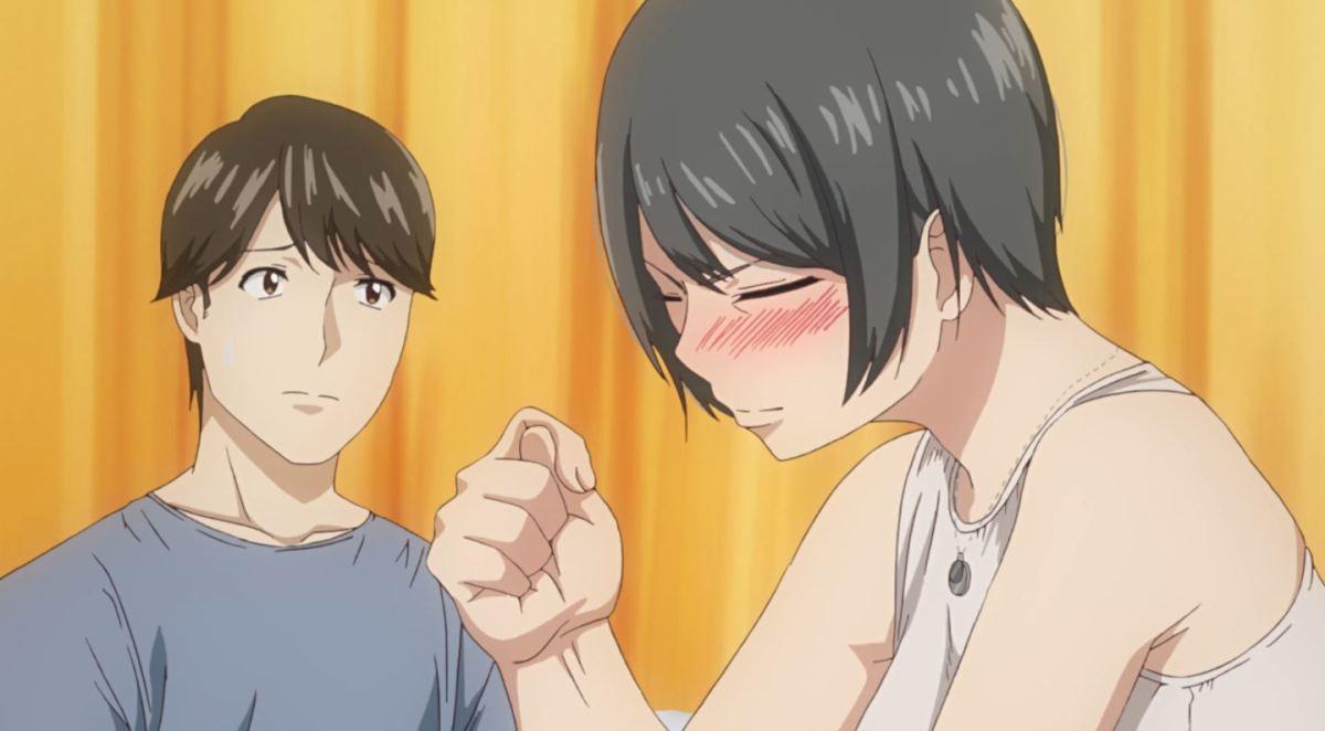 Uwaki to Honki - Anime Tentang Cinta Yang Terkhianati Ini Akan Tayang 25 September 10