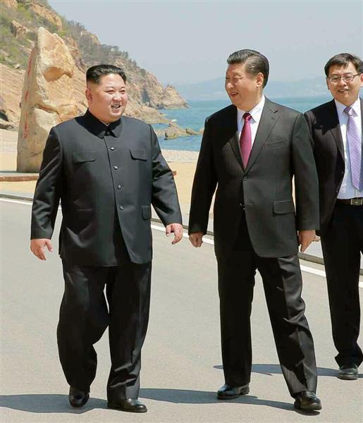 【野口裕之の軍事情勢】韓國の文在寅大統領は米朝「橋渡し ...