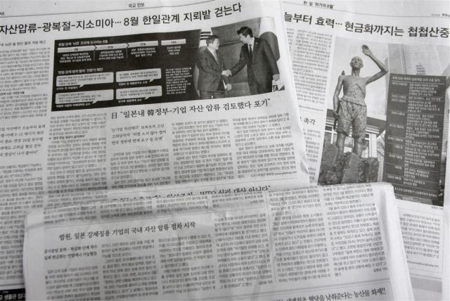 韓国、対日対応策を検討 「徴用工」資産現金化問題<産経ニュース ...