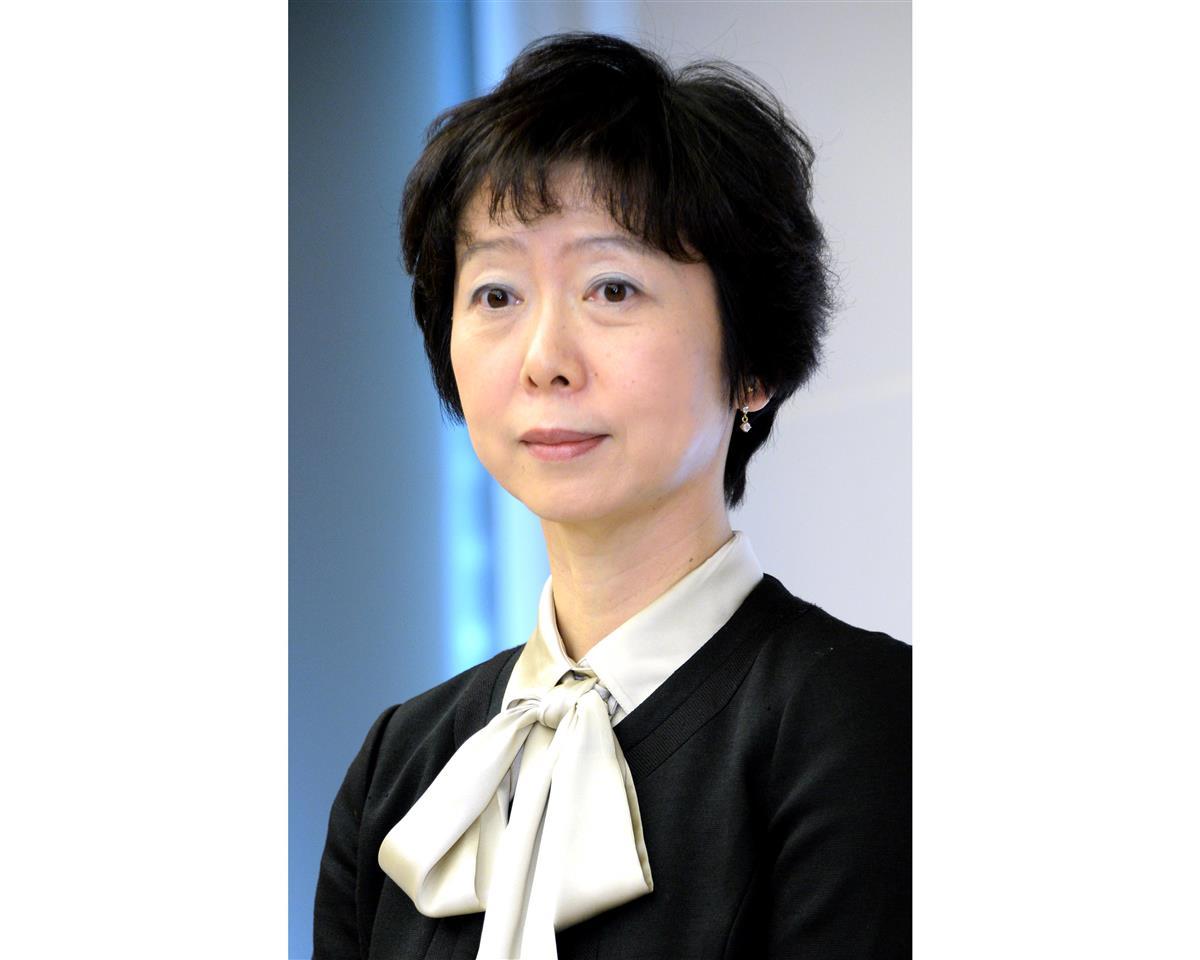 内閣広報官に初の女性 山田前総務審議官 - 産経ニュース