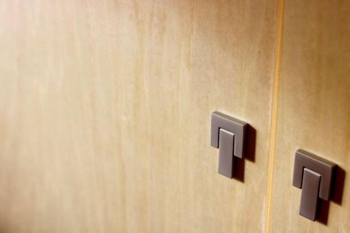 AKITA×DESIGN STANDARD300 由利本荘モデルハウス 取手金具