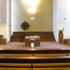 Innenansicht Kirche - 5