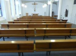 Kapelle im Kinderheim St. Josef