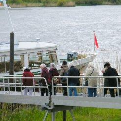 Seniorenausflug Elbeschifffahrt