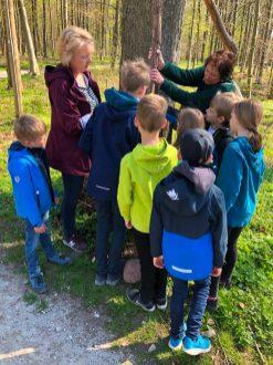 Familienkreuzweg Barockgarten Jersbek 2019