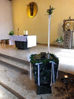 Ostern St. Michael 2020