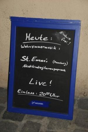 11.03.08 Nürnberg, Mata Hari Bar