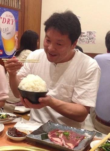 鈴木さん大盛