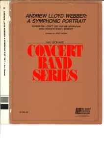 吹奏楽譜「アンドリュー・ロイド=ウェバー シンフォニックポートレイト」:半額セール中!