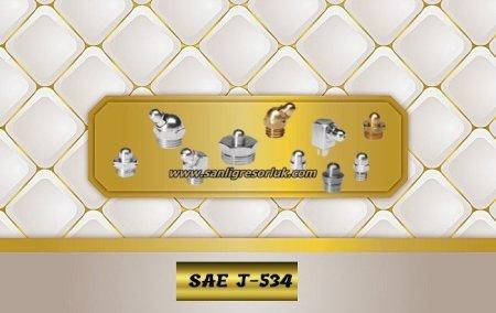 Greasenipple SAE J-534