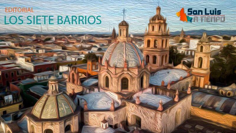 EDITORIAL - LOS SIETE BARRIOS