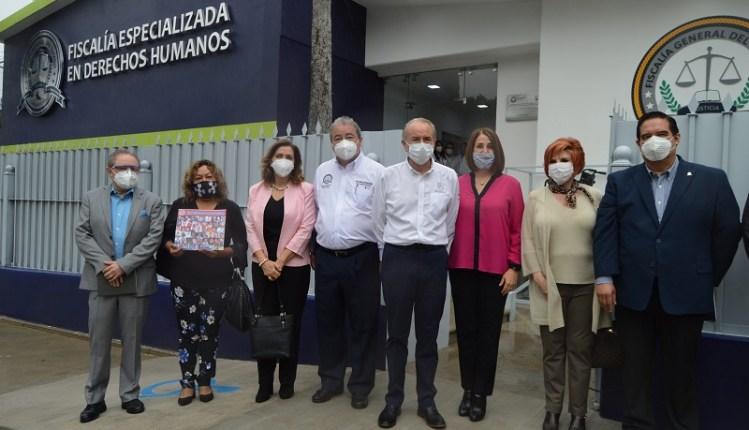 Inauguran instalaciones de la Fiscalía Especializada en Derechos Humanos
