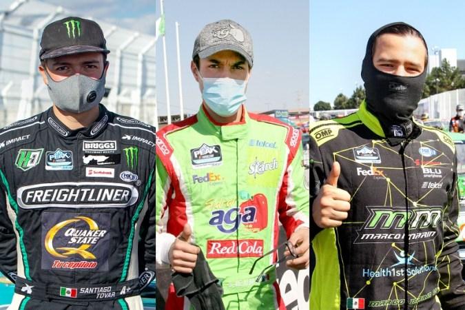 ¿Un reto la nueva realidad en Nascar Peak México Series?
