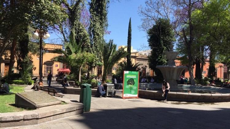 SLP proyecta recuperación de espacios públicos seguros para las mujeres