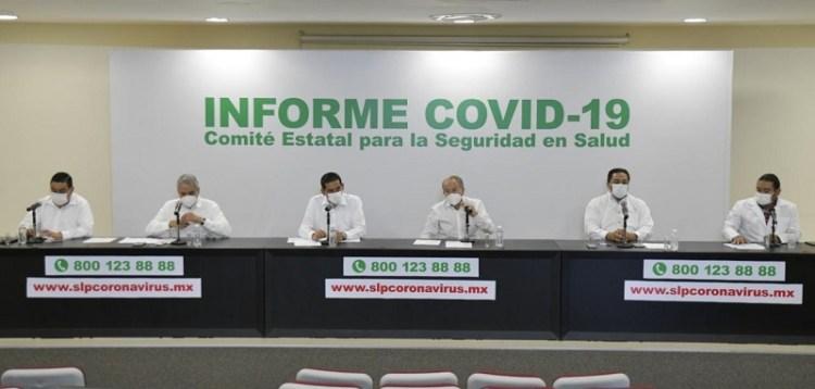 Proceso de vacunación para personas de 50 años concluirá el 5 de junio: Gobernador