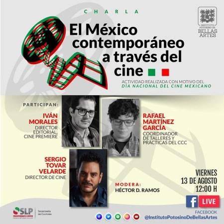 Día Nacional del Cine Mexicano en el IPBA