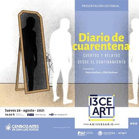 Centro de las Artes SLP celebra 13 años de actividad artística