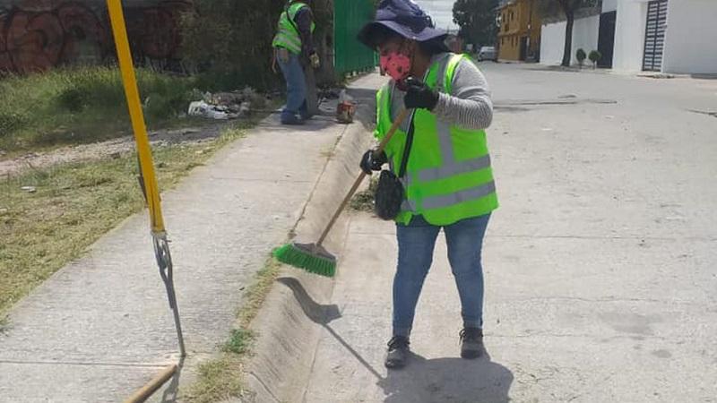 Mejoras en la imagen urbana, uno de los principales sellos de la administración en Soledad