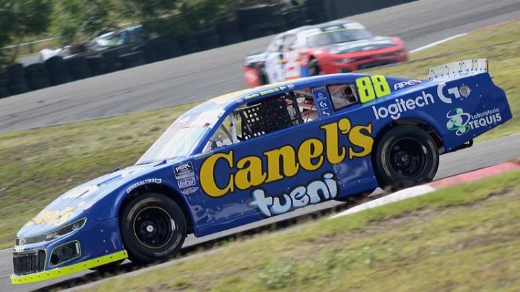 Reñido Campeonato para García Jr Rumbo a fecha 7 NASCAR en Monterrey es 2° General